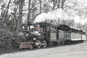 Sam Houston Railroad Six Flags Over Texas