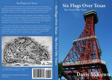 Book Cover, Six Flags HIstory Book