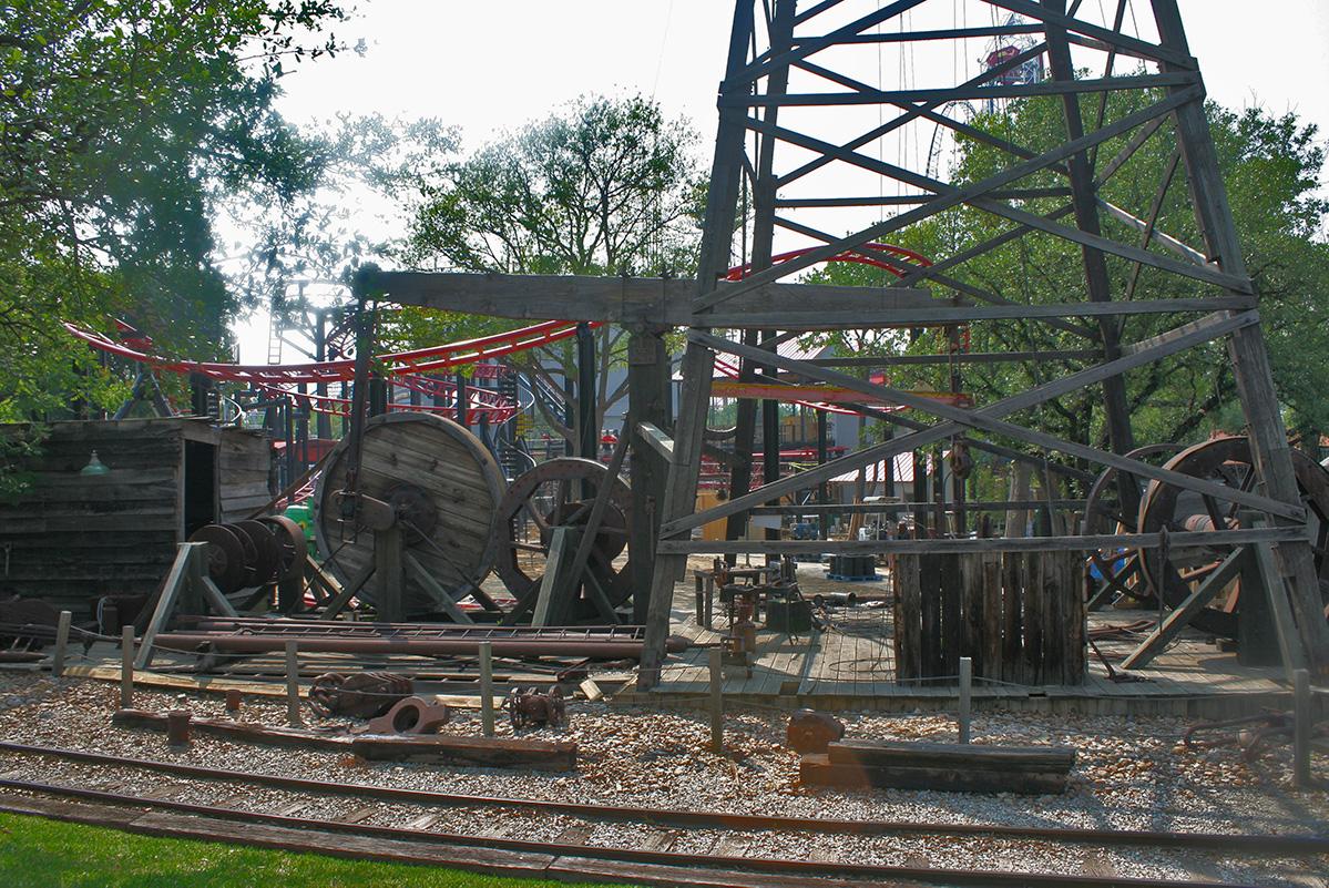 Boomtown Historic Oil Derek