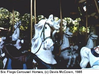 Parktimes com - Frontgate - Silver Star Carousel