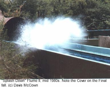 Log Flume Splashdown